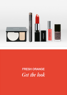 Friseur-Plochingen-La-Biosthetique-Make-up-Collection-Spring-Summer-2019-Fresh-Orange